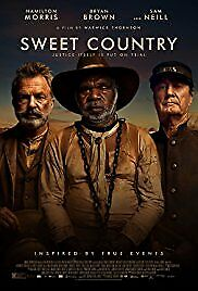 Sweet Country (DVD) REGION 1 DVD (USA) New & Sealed