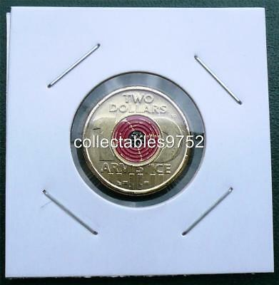 2018 $2 Uncirculated Coin Remembrance Day - Armistice Centenary