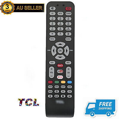 TCL 06-519W49-D001X Remote Control for TV L32D2740E L32D2740EISD FREE SHIPPING