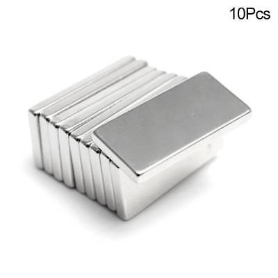 5/10/20/50 N50 Neodymium Block Magnet 20x10x2mm Super Strong Rare Earth Magnets