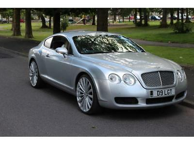 2004 Bentley Continental 6.0 ( 552bhp ) 4X4 Auto GT Coupe