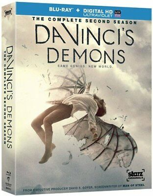 Da Vinci's Demons Season 2 Tom Riley David S Goyer NR Drama 13132616131 Blu-ray