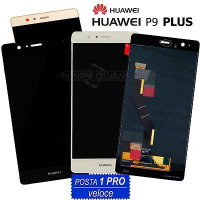LCD DISPLAY + TOUCH SCREEN per HUAWEI P9 PLUS VIE-L09 L29 Schermo Vetro