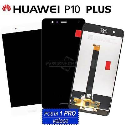 LCD DISPLAY + TOUCH SCREEN per HUAWEI P10 PLUS VKY-L09 Schermo Vetro AAA+++