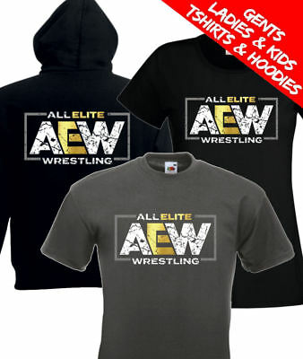 All Elite Wrestling Cody Rhodes Young Bucks Wrestling T Shirt / Hoodie