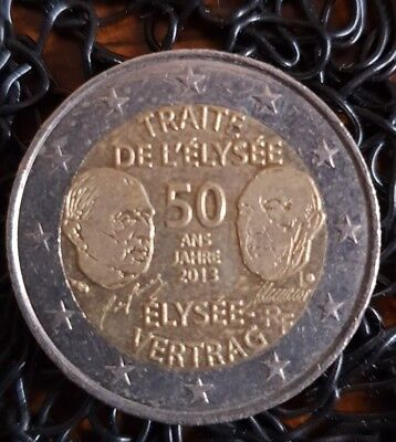 Lot de 12 pieces 2 euros commemoratives
