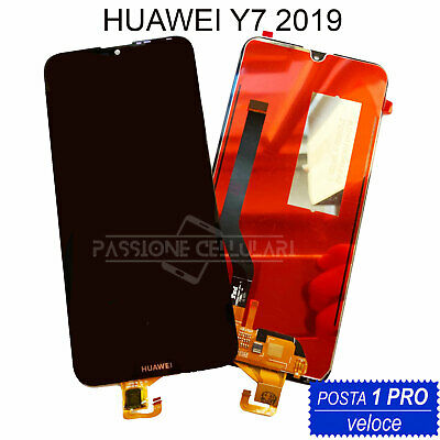 LCD DISPLAY + TOUCH SCREEN per HUAWEI Y7 2018 LDN-L01 AL00 Schermo vetro AAA+