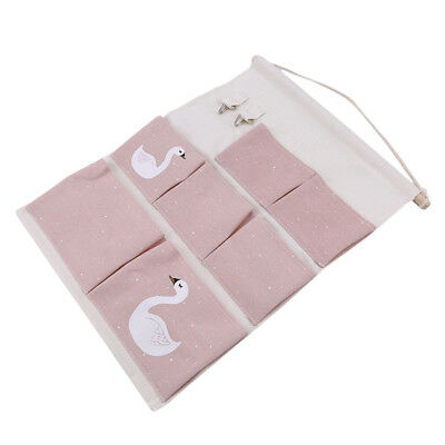 Room Wall Hanging Pockets Wall Hanging Storage Bags Large Capacity Pouch ONE