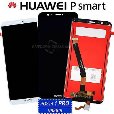 LCD DISPLAY + TOUCH SCREEN per HUAWEI P SMART FIG-LX1 Schermo Vetro AAA+++