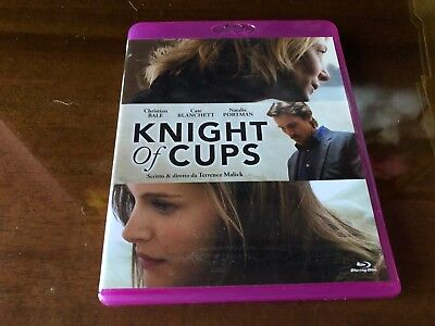 Knight of cups - Terrence Malick - Blu Ray Come nuovo
