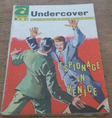 Undercover Picture Library No 24, 1965