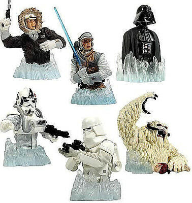 Star Wars BATTLE OF HOTH bust-ups Series 5 by Gentle Giant