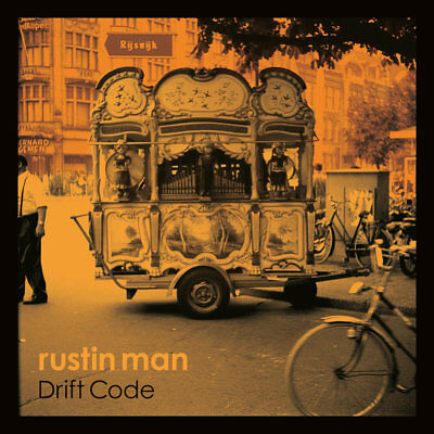 Rustin Man - Drift Code + Print LIMITED EDITION Vinyl LP PRE-SALE 01/02/19