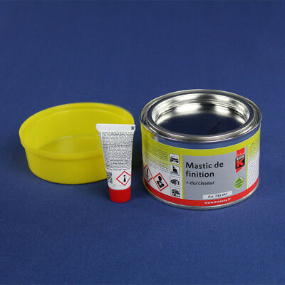 Mastic polyester de finition 250G