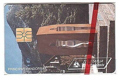 Andorre Phonecard - AND24 - Mint/Neuve NSB