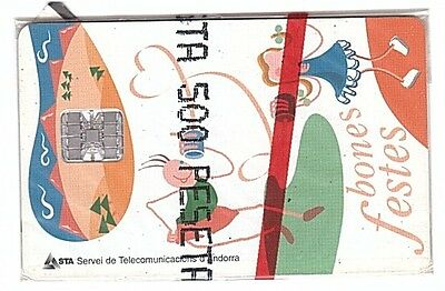 Andorre Phonecard - AND39 - Mint/Neuve NSB