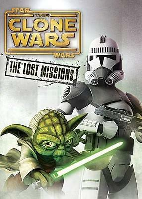 Star Wars Clone Wars The Lost Missions Season 6 DVD FREE Postage UK Compatible