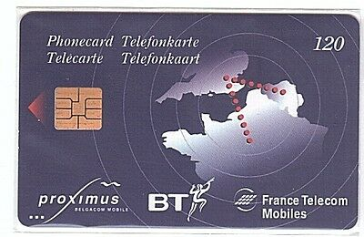 Eurostar Chipcard - EURO2 - Used Luxe