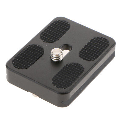 PU-50 Quick Release Plate 50mm for Benro Arca Swiss Camera Tripod Ballhead