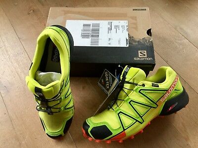SALOMON SPEEDCROSS 4 GTX Herren, Größe 46 in OVP EUR 66,00