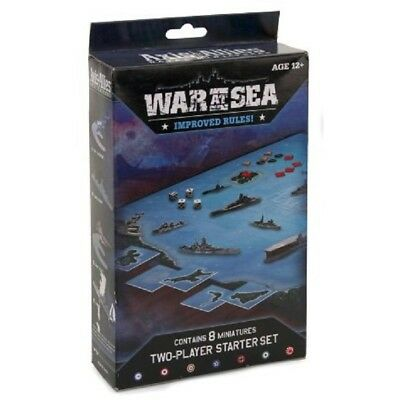 Axis and Allies War at Sea Starter Set