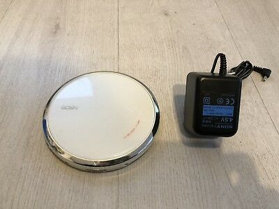 Rare Vintage Sony Walkman Personal / Portable Cd Player D-Ej885
