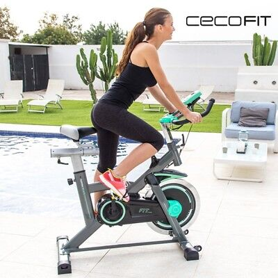 Vélo d'Appartement Vélo Statique Fitness Velo Spinning Cecofit Extreme 20