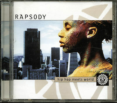 The Rapsody - Hip Hop Meets World (CD, 2000, Mercury)