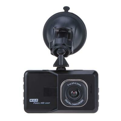 "3.0"" LCD Car DVR Dash Camera 1080P HD Video Recorder Night Vision G-sensor Cam"