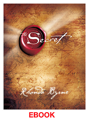The Secret by Rhonda Byrne. EPUB (SAME DAY DELIVERY)