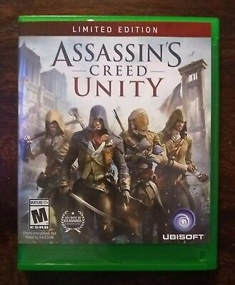 Xbox One Assassin's Creed - Unity Video Game