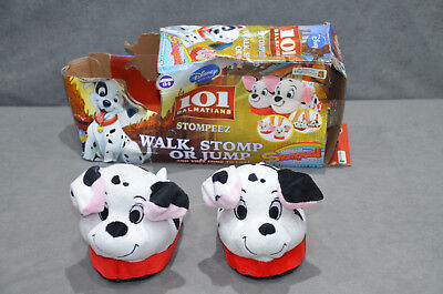Brand New Disney 101 Dalmatians Stompeez Kids Slippers Size 10-12 Other Kids' Clothing & Accs Clothing, Shoes & Accessories
