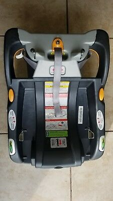 Free Ship Chicco Keyfit 30 Extra Infant Car Seat Base No Accident