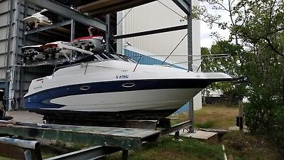 1996 Glastron Cuddy Cabin w Motor, Ft Myers Beach FL | No Fees & No Reserve