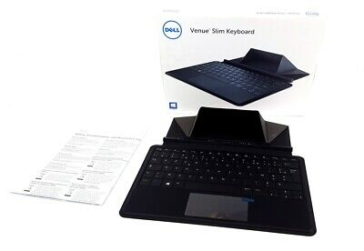 Dell Venue 11 Pro 5130 7130 7140 Slim Tablet Keyboard Cover K11A WPJ5X French