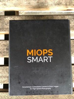 NIB Miops Smart Professional High-Speed Camera Trigger for Canon