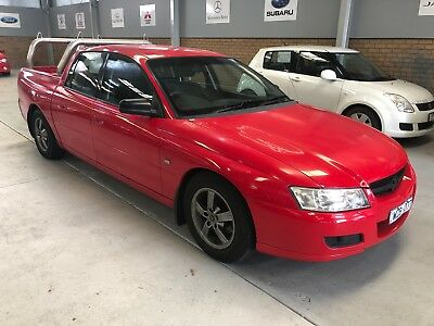 2005 Holden Vz Crewman Ute-Auto-163K's-Drives Well-Now $4,970 Reg And Rwc