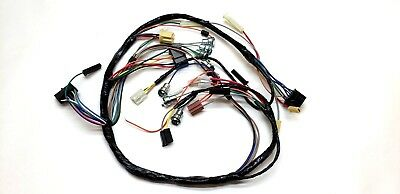 57 Chevy Bel Air Wiring Harness - Technical Diagrams on
