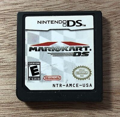 Mario Kart DS (Nintendo DS, 2005) Cartridge Only