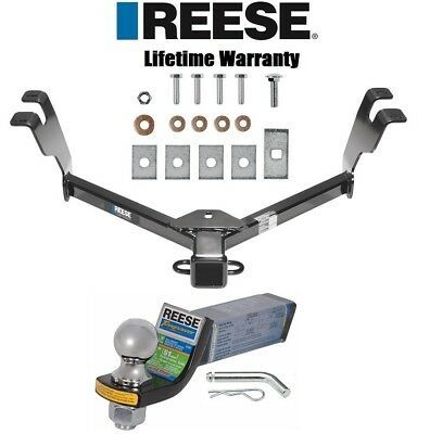 """Reese Trailer Hitch For 05-09 Subaru Legacy Outback 2"""" Rec. w/ Mount & 2"""" Ball"""