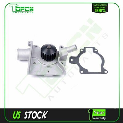 Coolant Water Pump for Ford Escort Mercury Tracer 2.0L SOHC