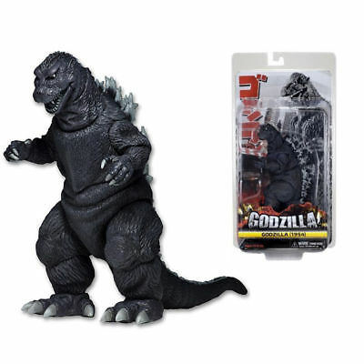 """NECA Godzilla Movie 2001 Version Collectible Action Figure 7/"""" Blue Toy Gift New"""