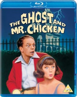 Neuf The Ghost et Mr Poulet Blu-Ray