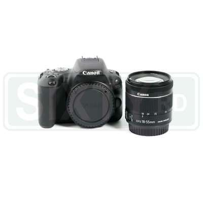 NEW Canon EOS 200D Camera with 18-55mm STM Lens (Black)