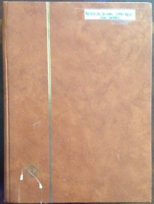 Album of 31 Double Sided Pages Of Australian Decimal Stamps . Used