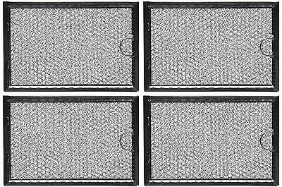 Replacement Microwave Range Hood Grease Filter Frigidaire 5304464105, 4packs