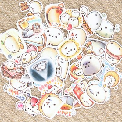 Hot Cute Panda Animal Lovey Stickers Scrapbooking Notebook DIY for Girl Lady
