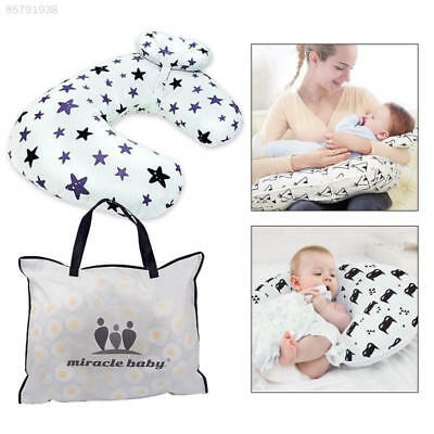 06E8 Feeding Pillow Boppy Baby Support Chair Nursing Newborn Infant Toy Seat