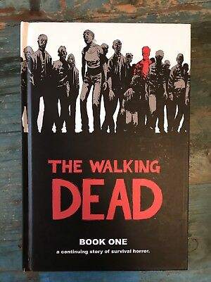 The Walking Dead - Book 1 - Hardcover