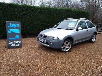 Rover Streetwise 2.0TD ( 101ps ) SE  (( PART EXCHANGE BARGAIN ))